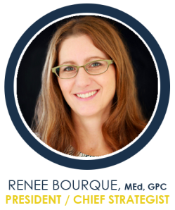 Renee Bourque, MEd.GPC President: Bright Star Grant Consultants