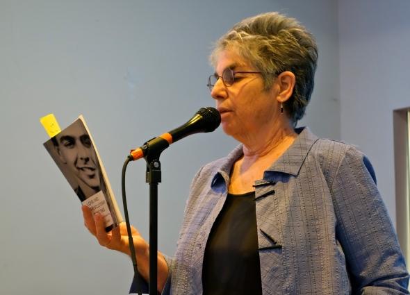 Lauire Levinger, published author