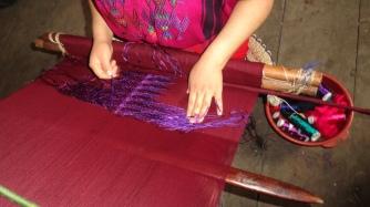 Textile Artist Maya Ixil